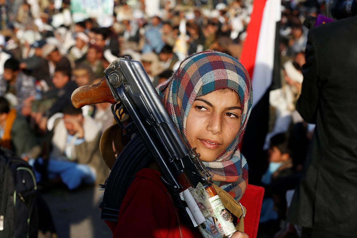 Shi'ite Houthi