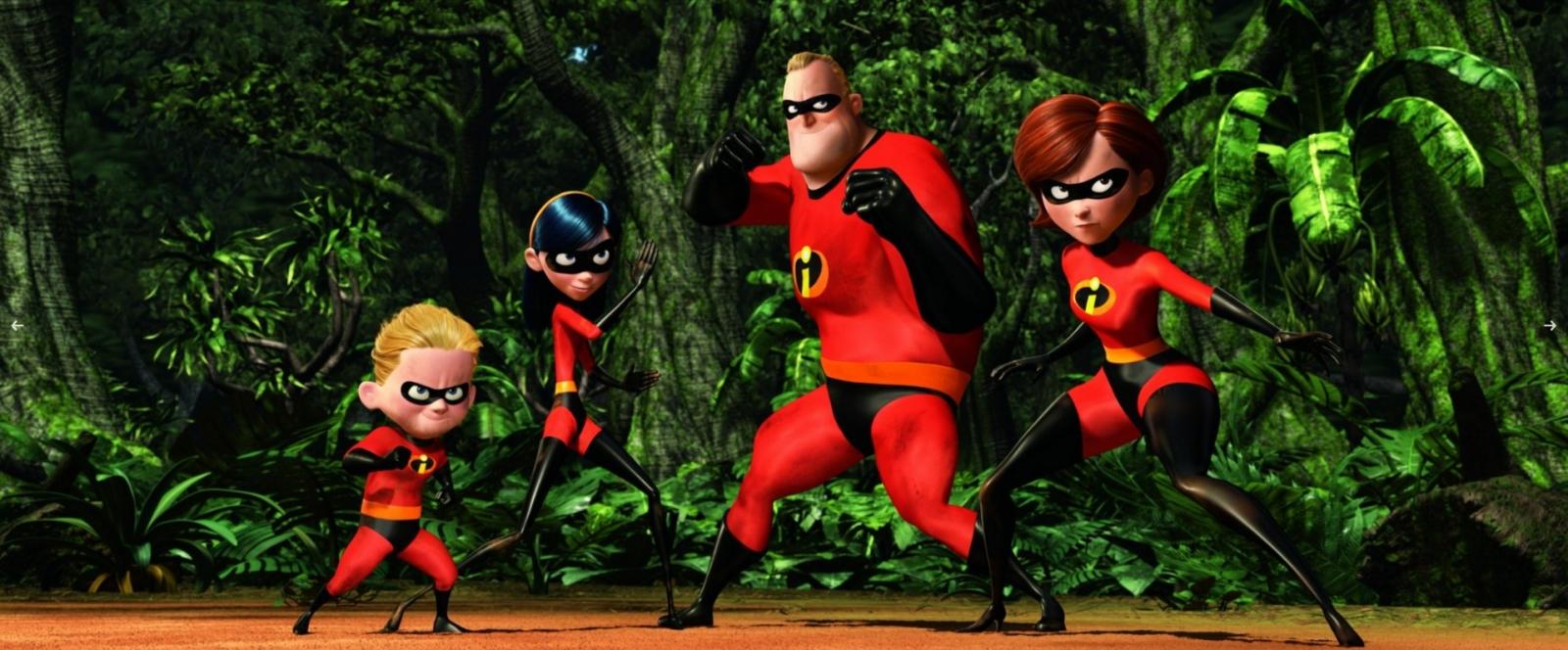 Incredibles release date in Brisbane
