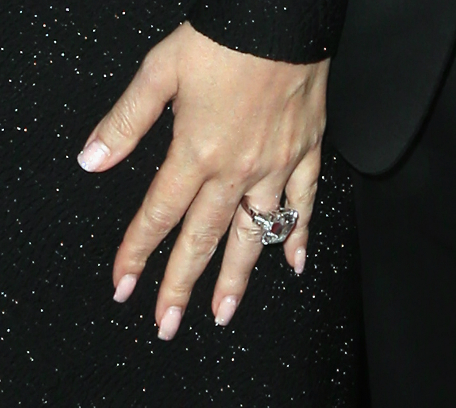 Mariah Carey engagement ring