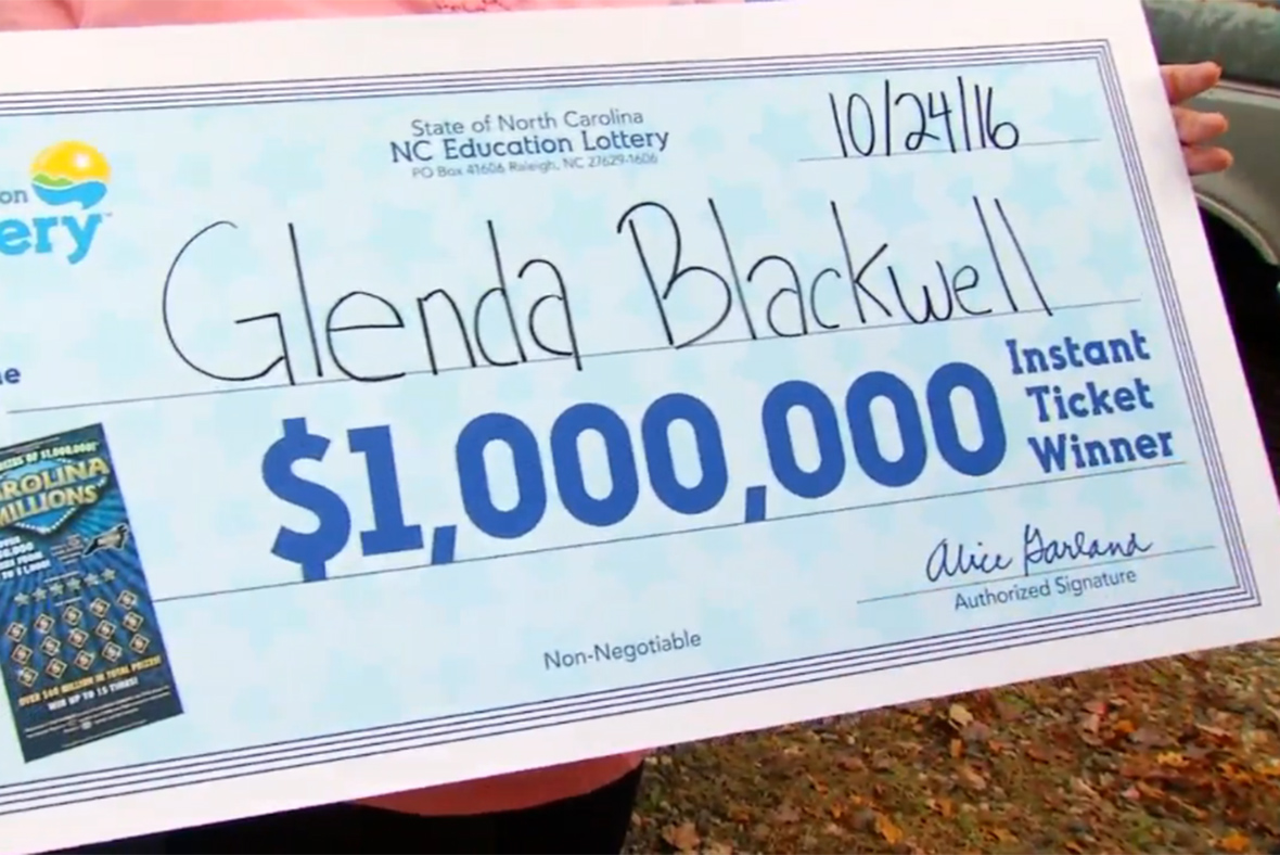 Woman Wins $1m on Scratch-off While Trying To Teach Husband Lesson