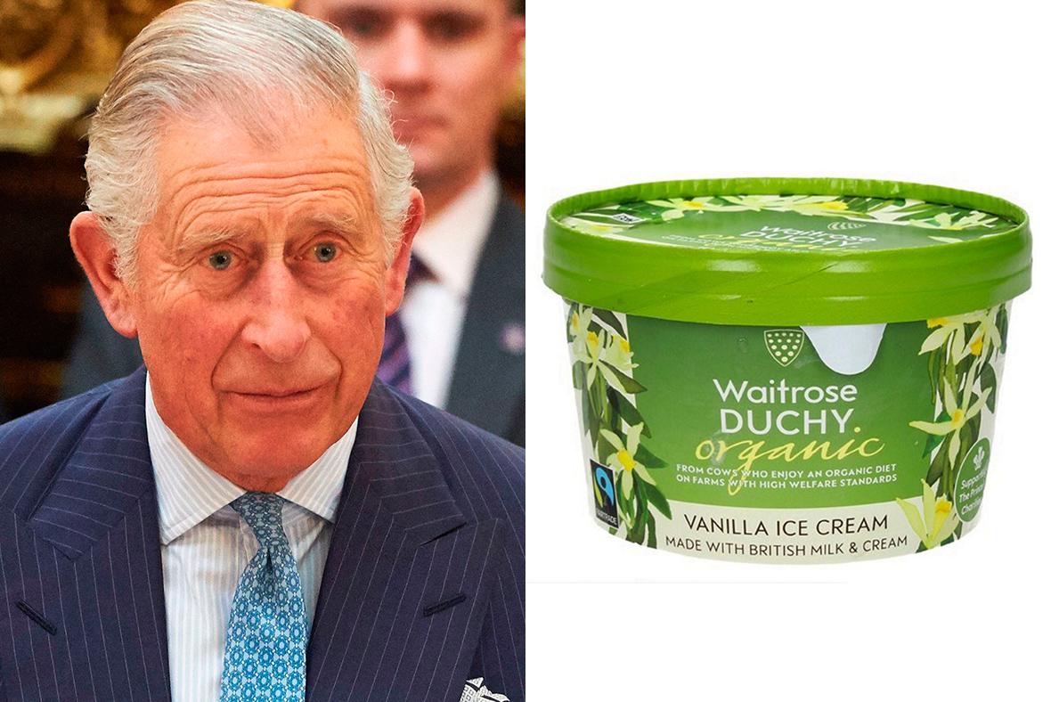 Prince Charles, Waitrose