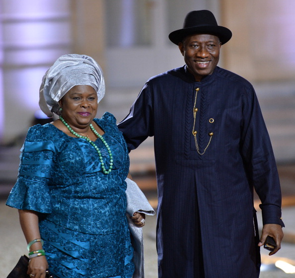 Goodluck and Patience Jonathan