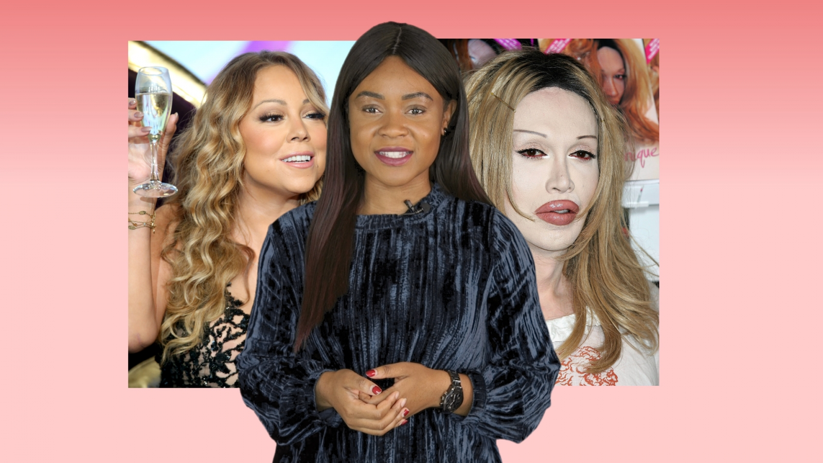 A-list Insider: Mariah Carey 'dumped', Bake Off winner crowned, Pete Burns death