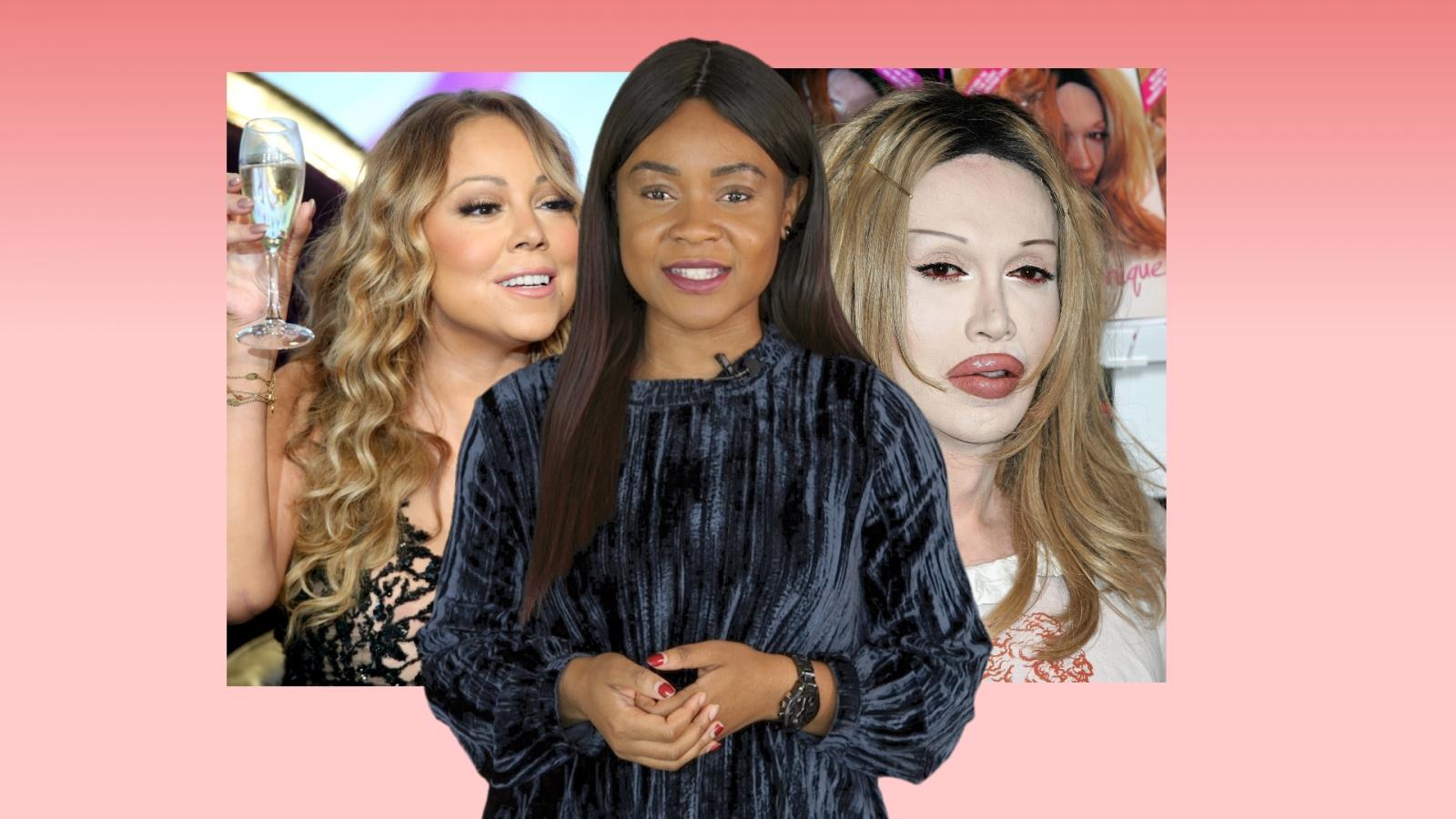A-list Insider: Mariah Carey 'dumped', Bake Off winner crowned, Pete Burns dies