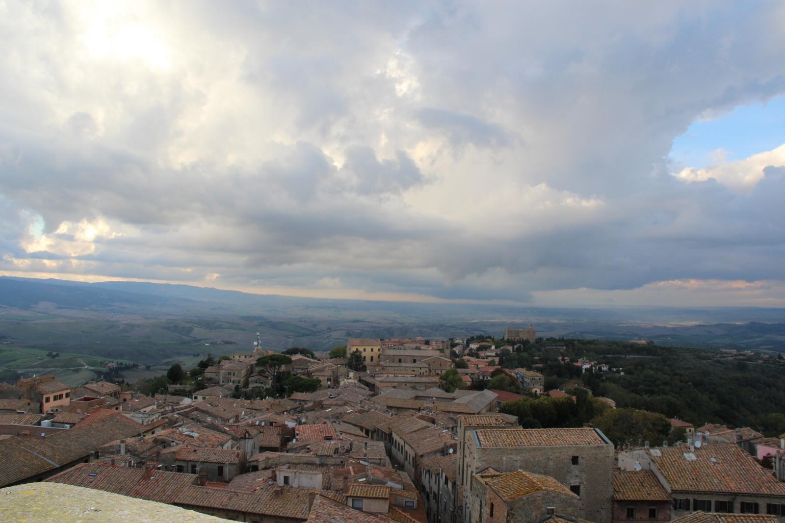 Volterra landscape