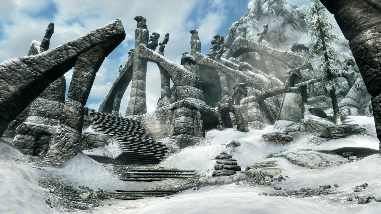Skyrim Special Edition Bleak Falls Barrow