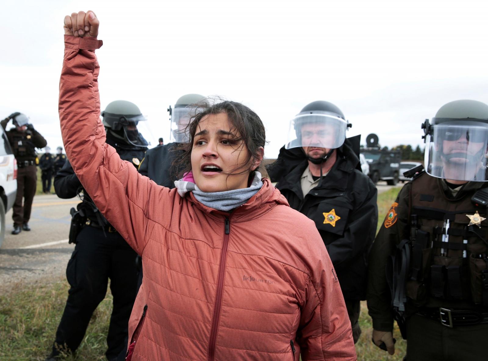 Dakota Access protests