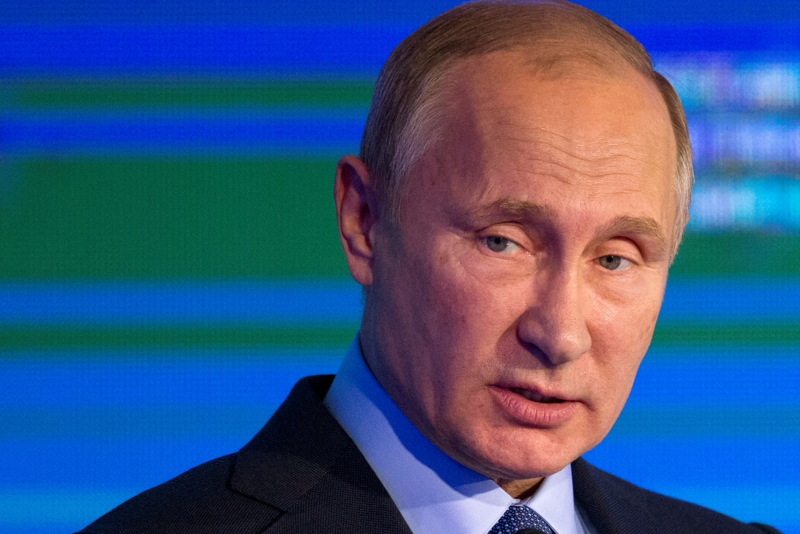 Vladimir Putin says US was in 'hysteria' over alleged Russian election ploy