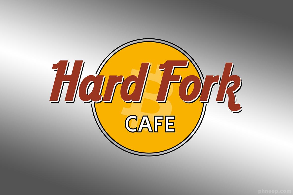 Hard Fork cafe