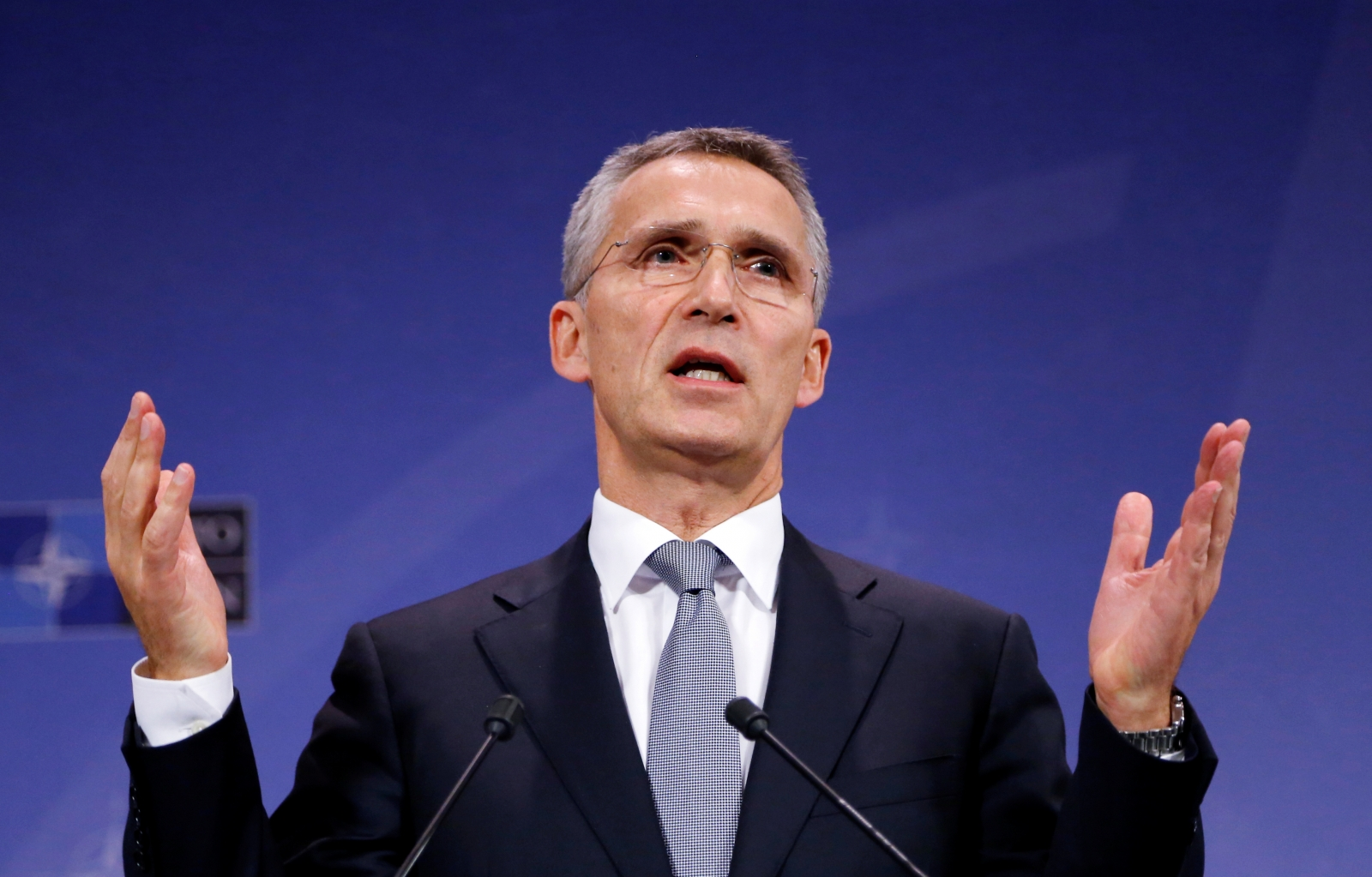 NATO Secretary-General Stoltenberg