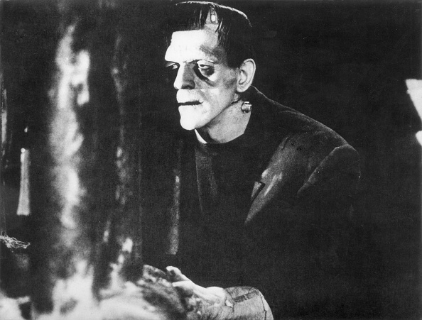frankenstein creating a human How frankenstein's monster became human  but what must have posed even  more of a challenge was creating the effect that she sought: a.