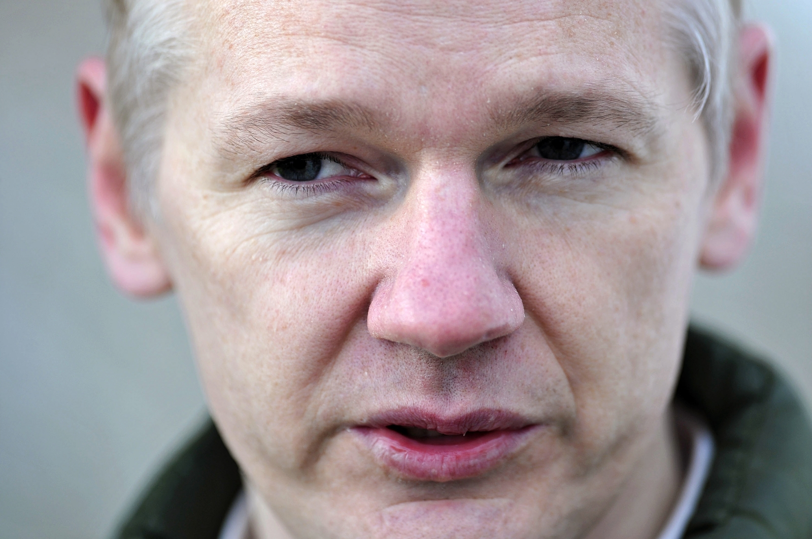 Julian Assange, WikiLeaks founder