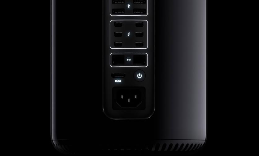 Apple Mac Pro Ports