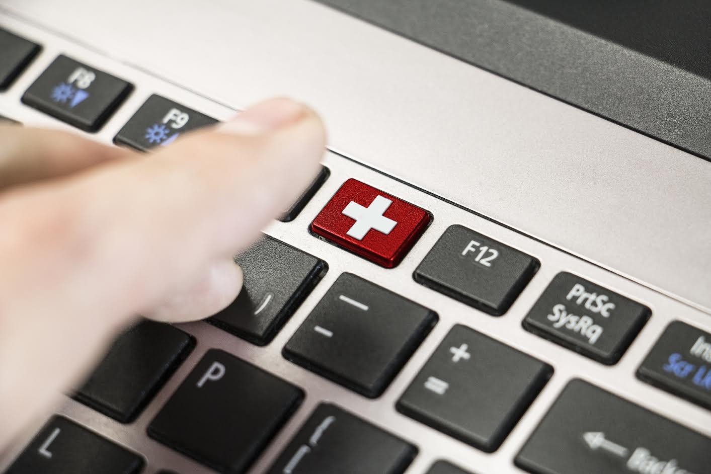 Red Cross Computer