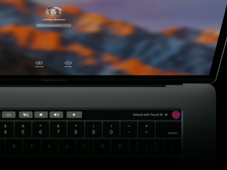 MacBook Pro Touch Bar best features