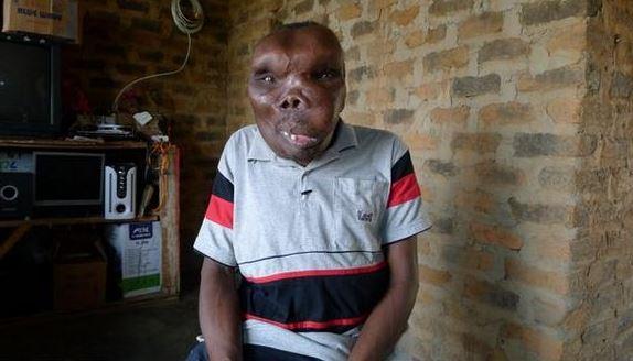 Watch 'Uganda's Ugliest Man' Godfrey Ssebabi Baguma in his ...