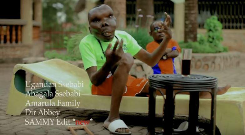 Godfrey Baguma aka 'Ssebabi'