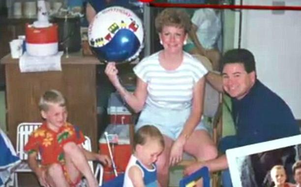 Richard Hoagland family
