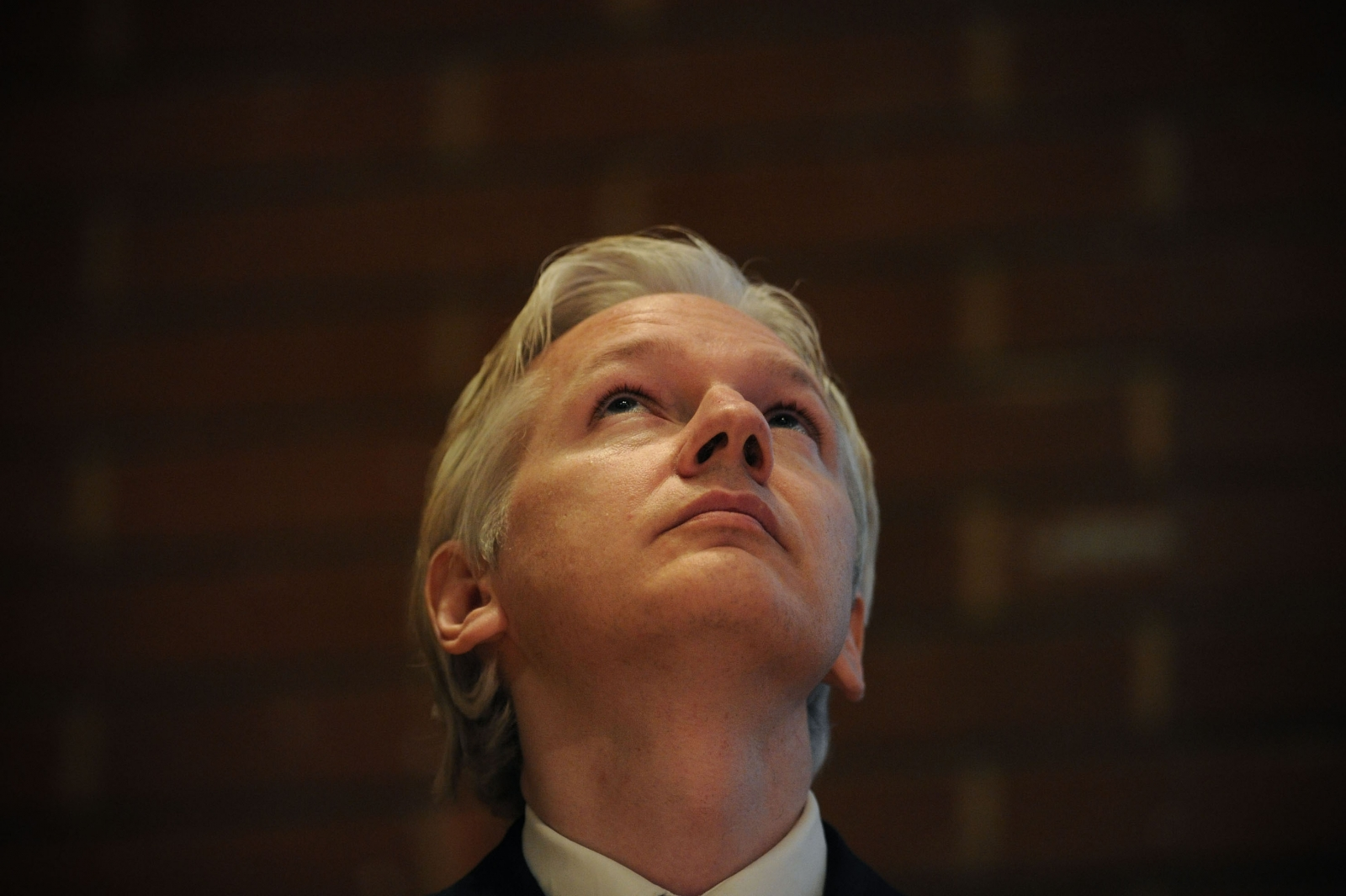 Julian Assange 'deeply shocked' and 'heartbroken' over Sweden's denial of funeral pass request