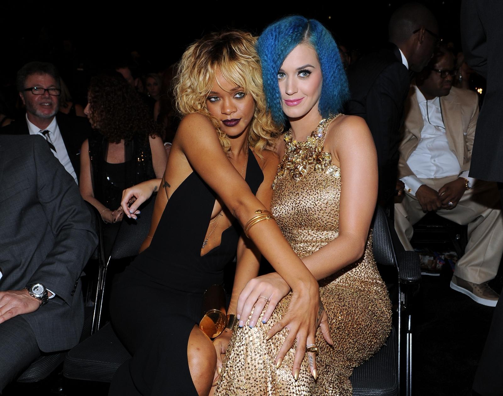 Katy perry and rihanna dating