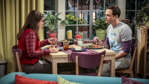 Big Bang Theory season 10 episode 7