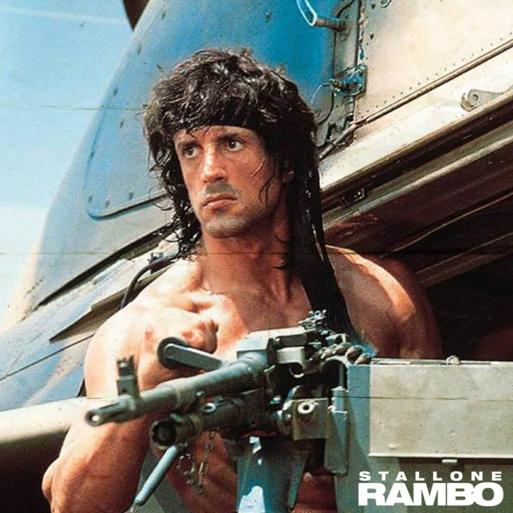 Sylvester Stallone won't star in Rambo reboot 'New Blood