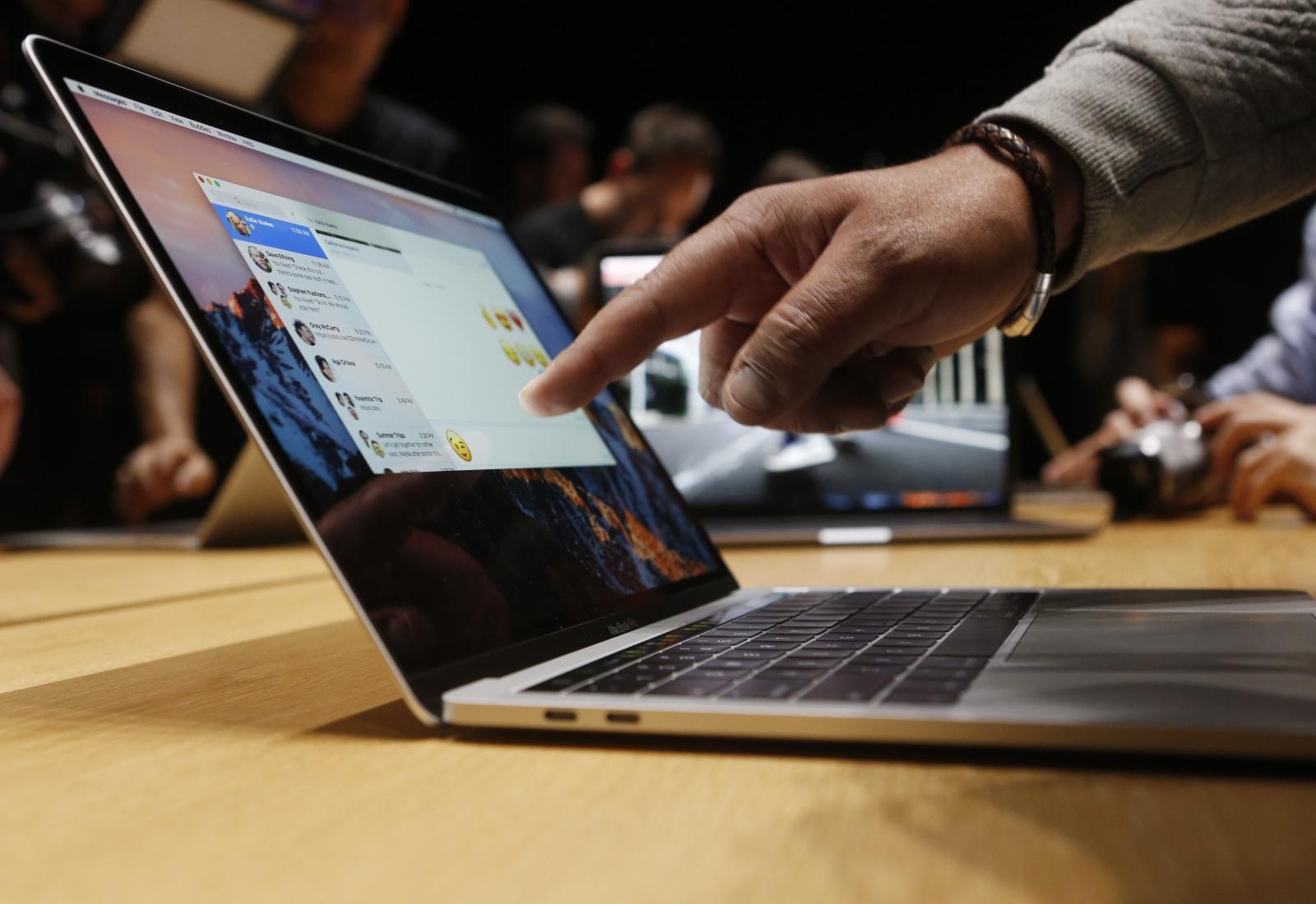 Apple Mac secret surveillance software