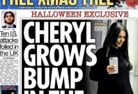 Is Cheryl Cole pregnant?