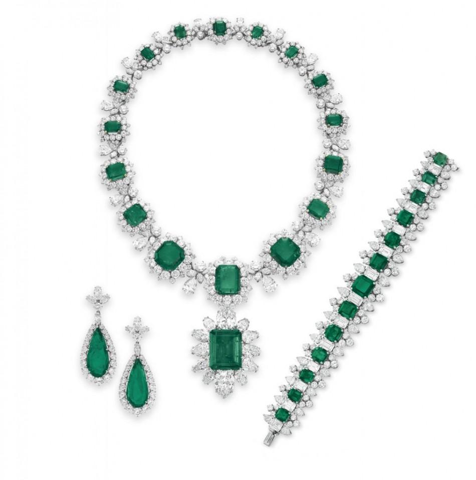 The BVLGARI Emerald Suite