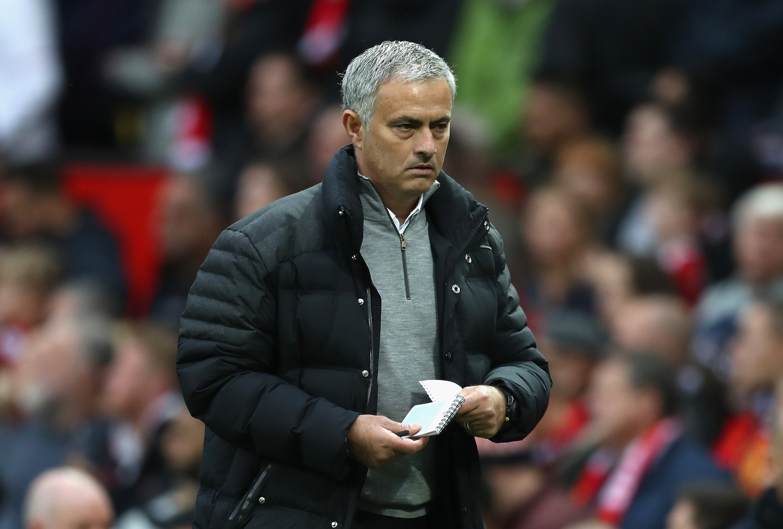 Jose Mourinho charged by FA for second time in a week