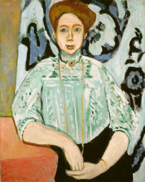 Portrait of Greta Moll