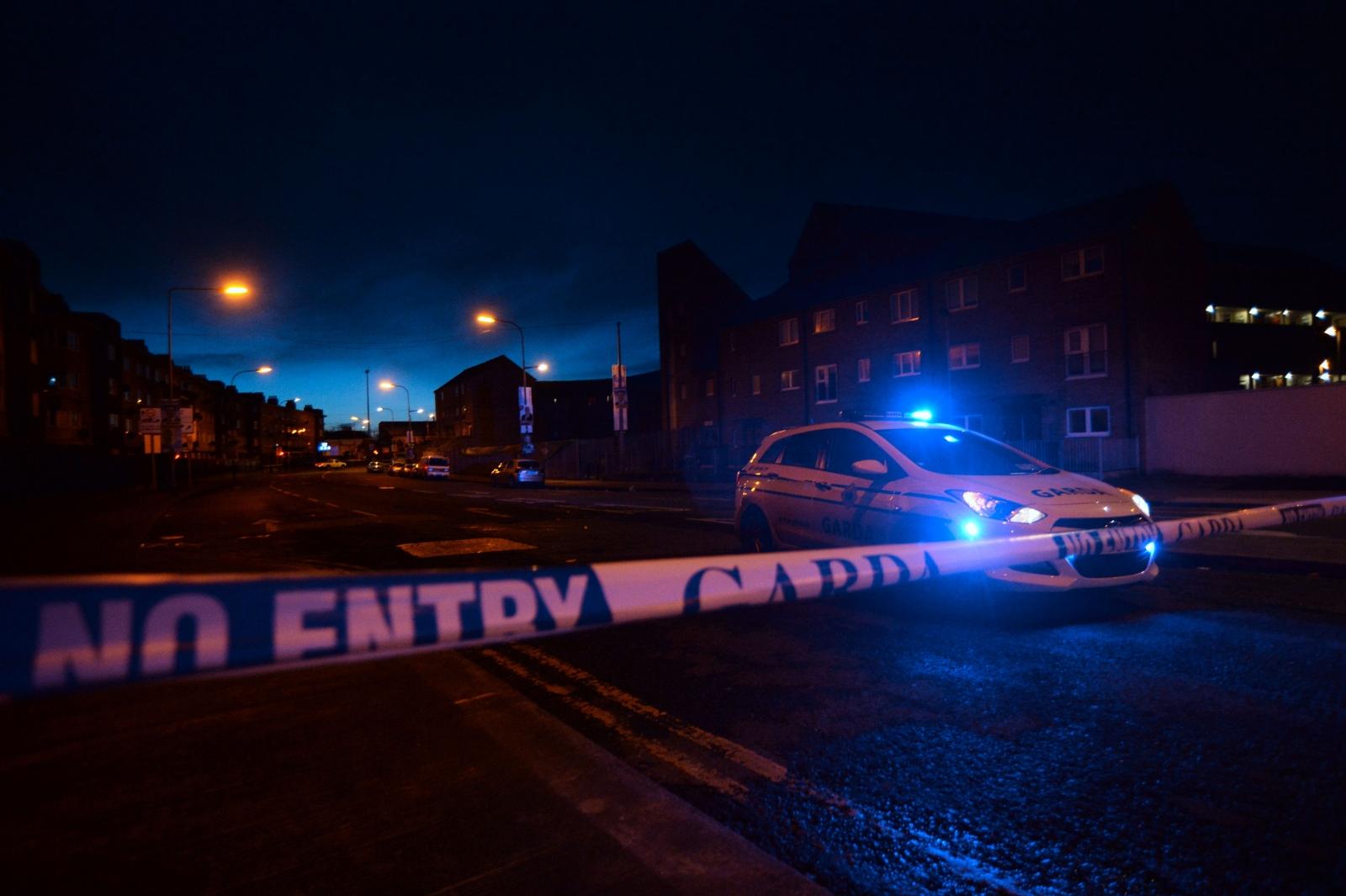 Shooting in Dublin