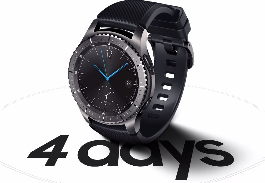 Gear S3 pre-orders begin in UK