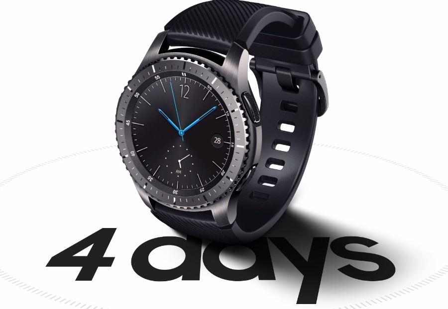 Gear S3 pre-orders begin in UK