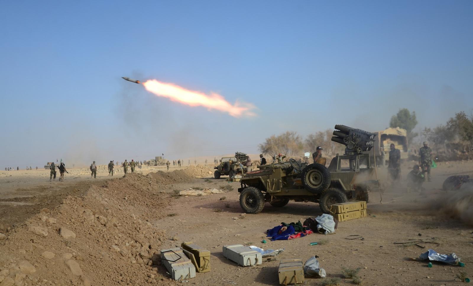 Attack on Mosul