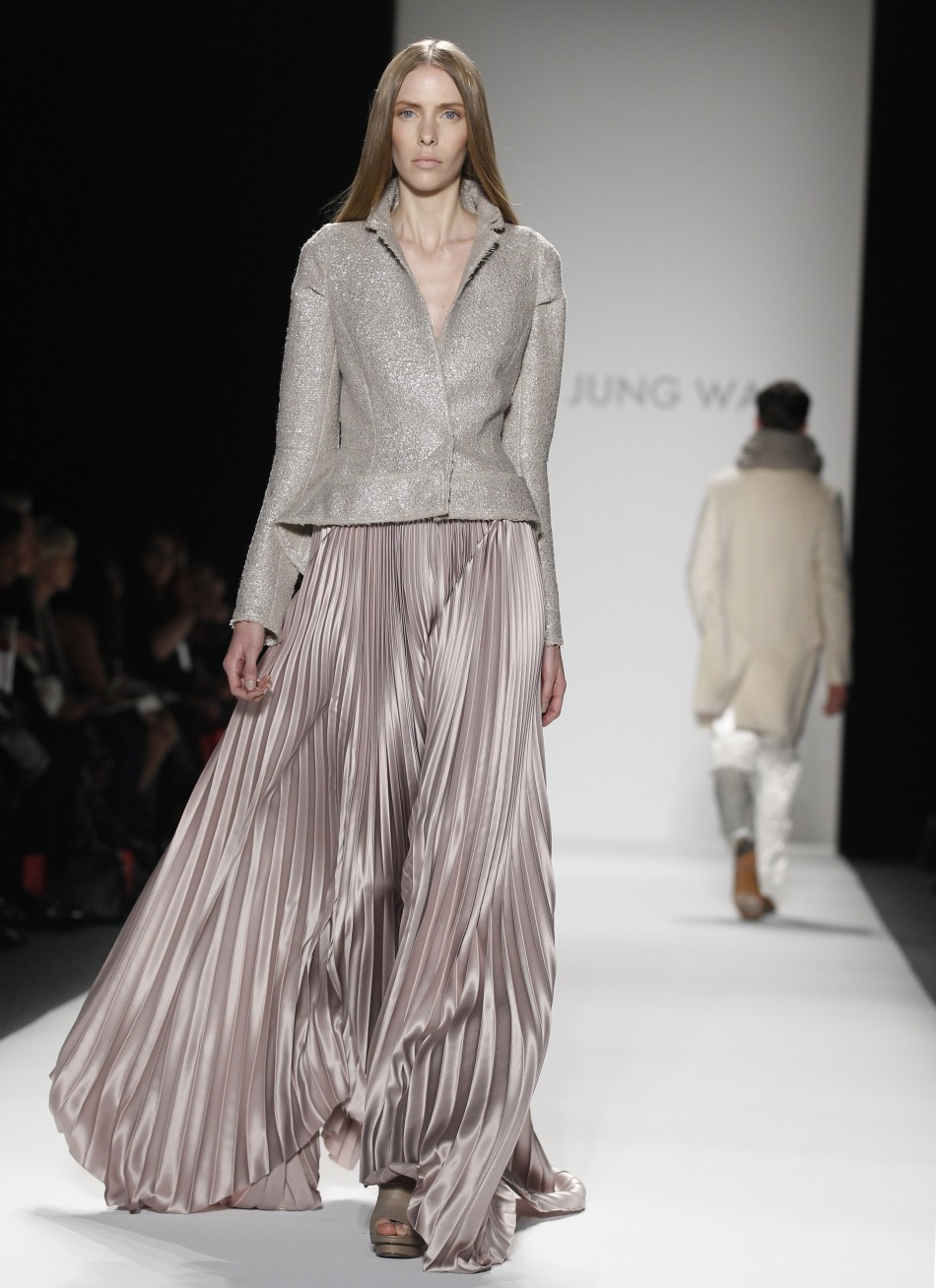 New York Fashion Week Spring/Summer 2012