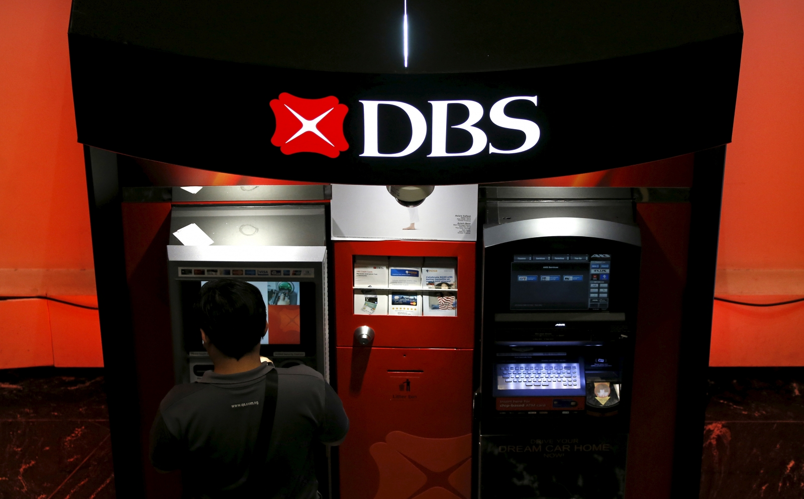 DBS Bank to acquire the wealth management and retail banking business of ANZ in five Asian markets