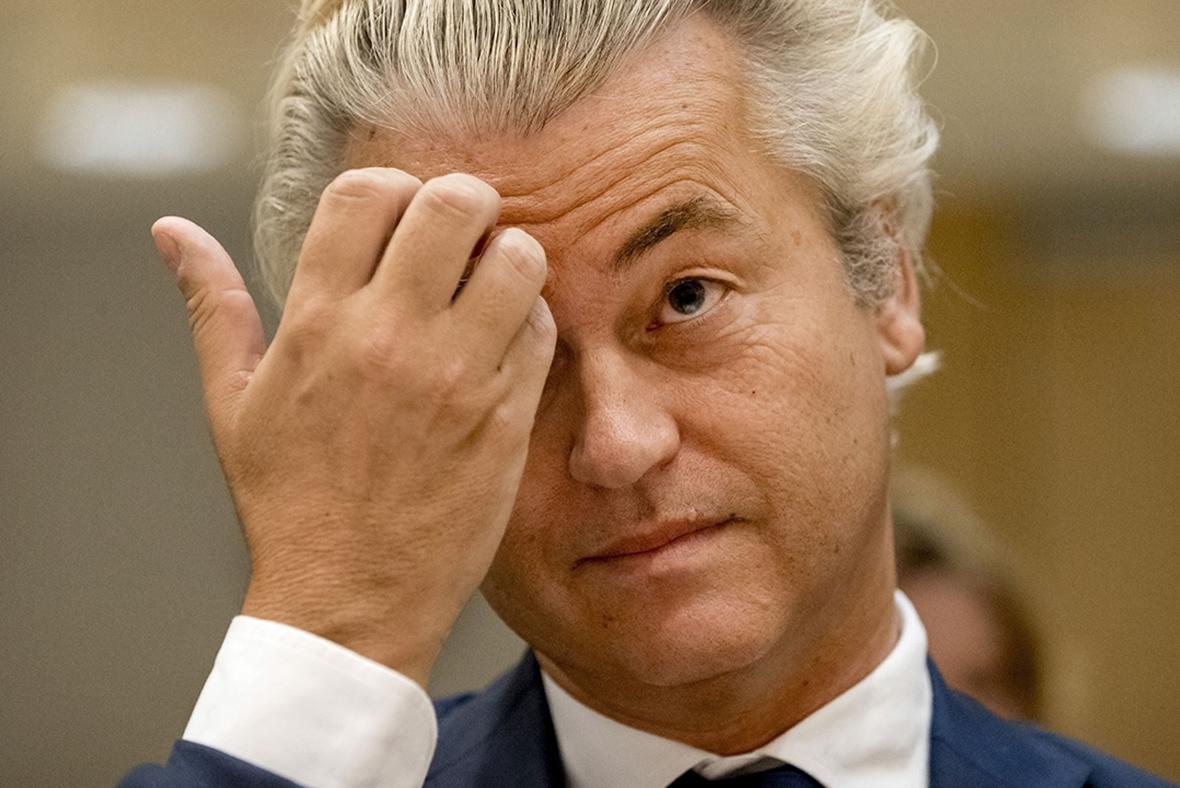 Dutch Far-right Politician Geert Wilders Slammed For