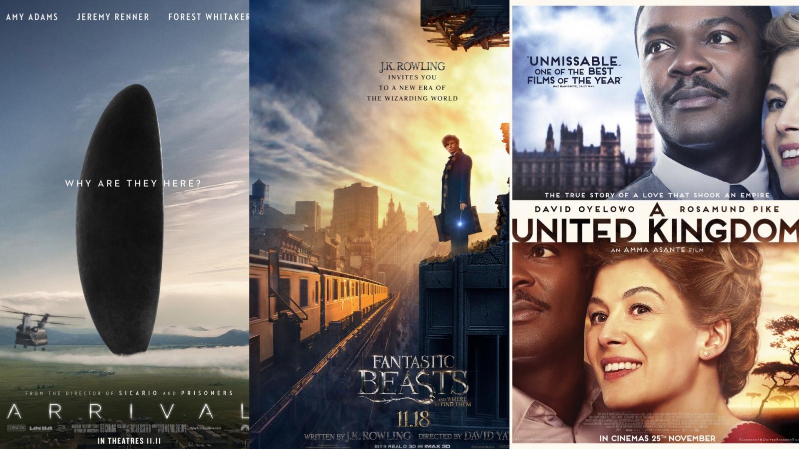 November 2016 film preview