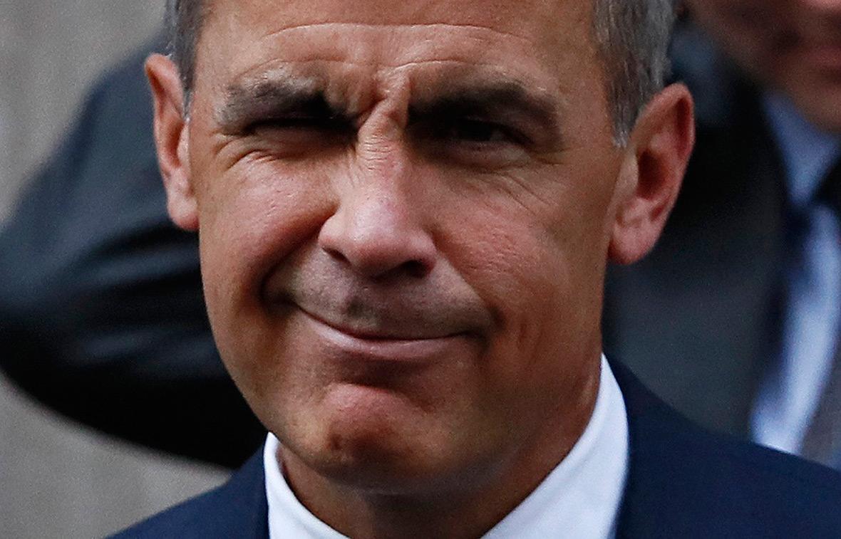Mark Carney Downing Street