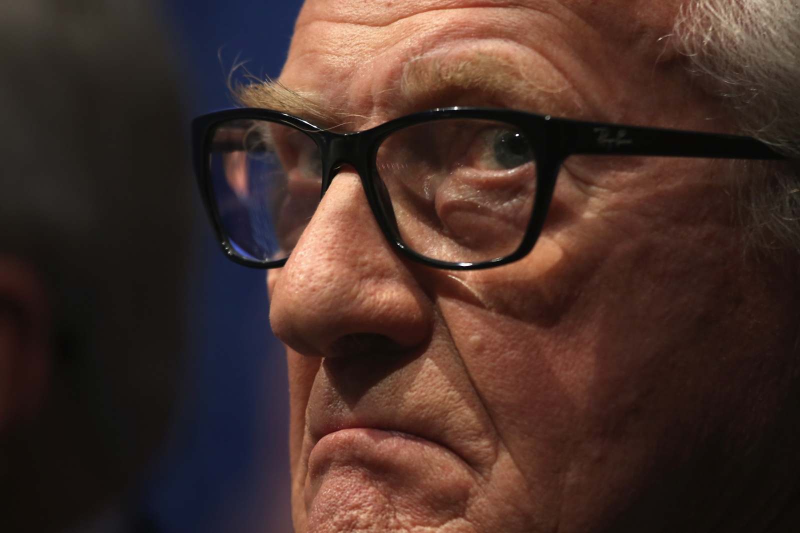 Heseltine at the Tory conference