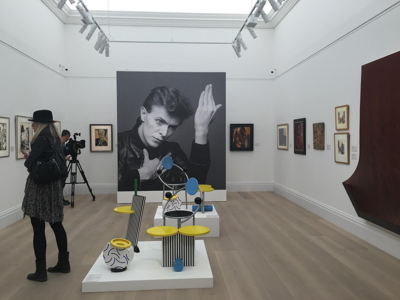 David Bowie art