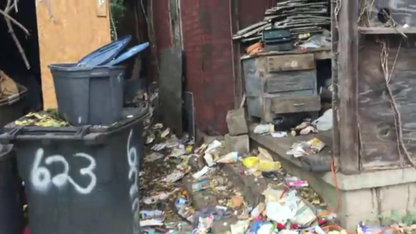 Headless hoarder Ohio