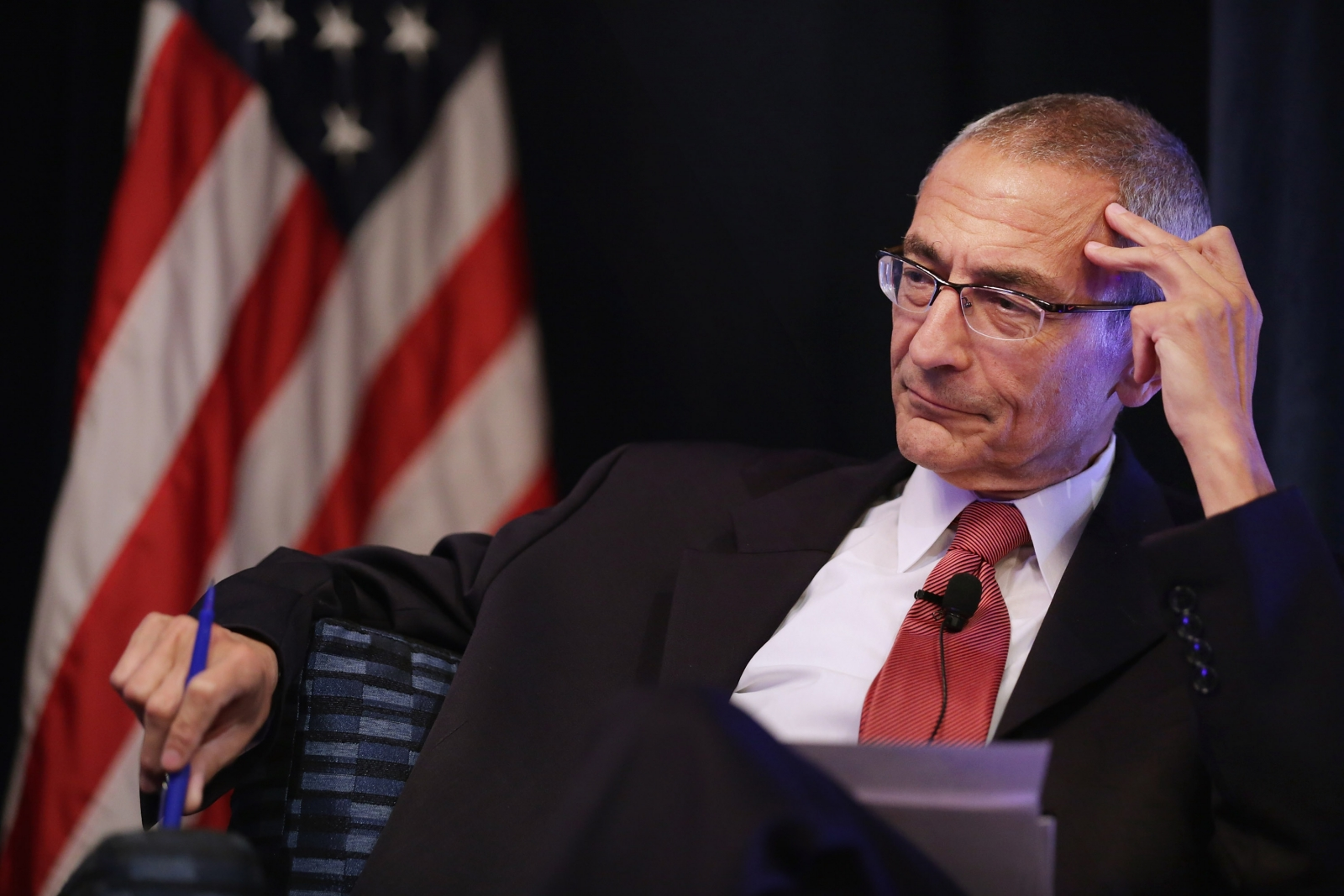 WikiLeaks latest cache reveals Podesta advised to 'dump all those emails' from Clinton private server