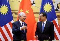 Malaysia China ties