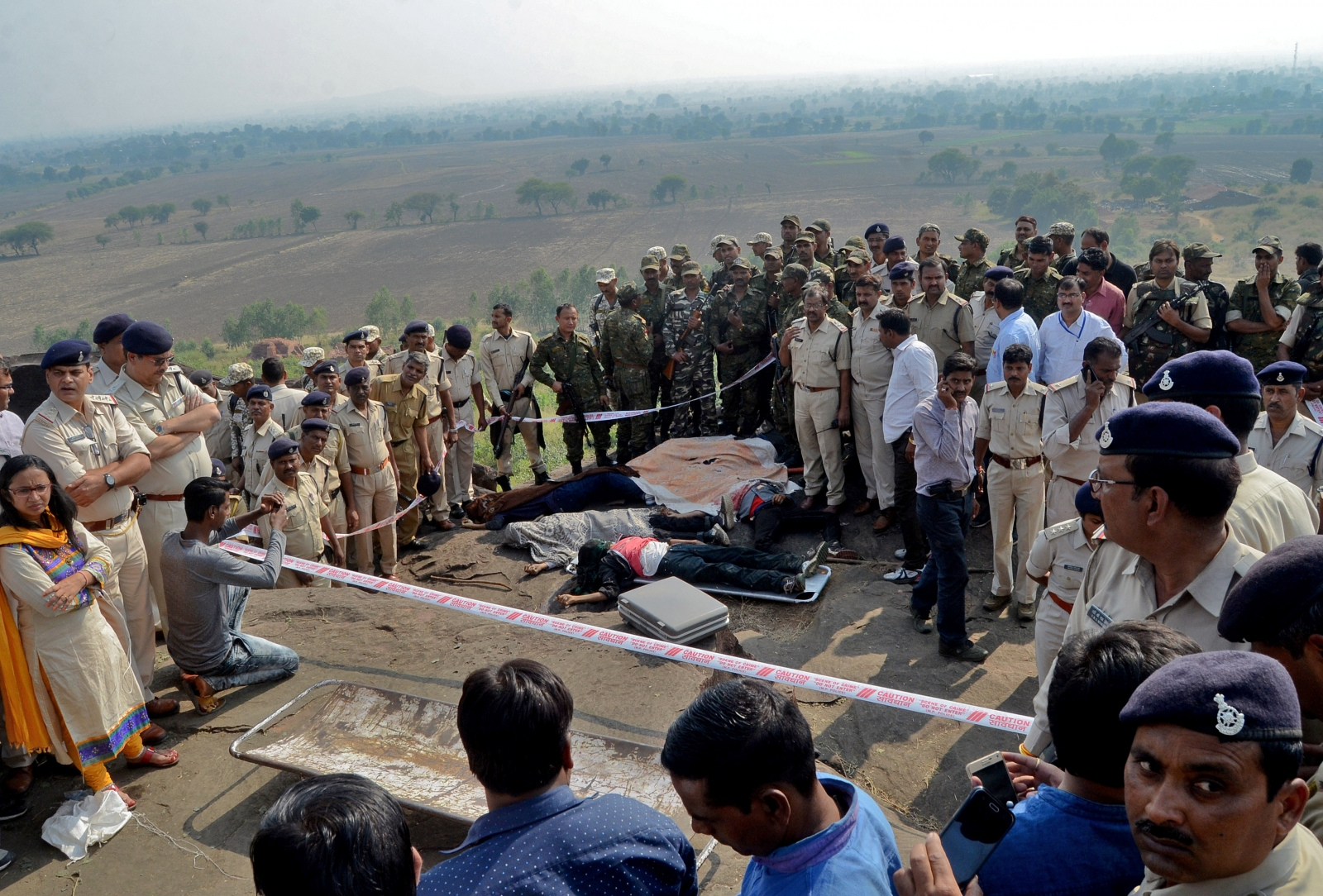 India Bhopal jailbreak