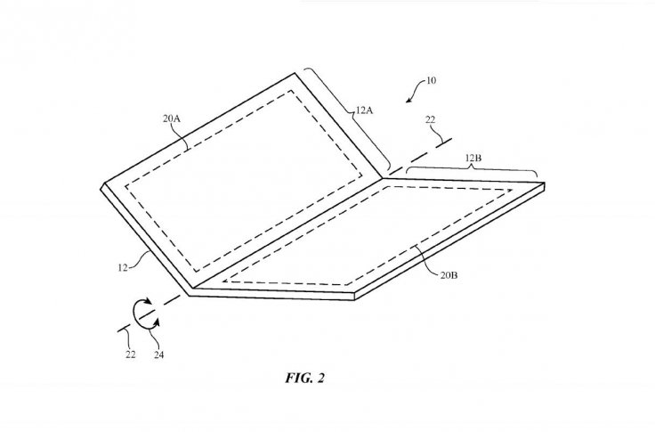 Apple foldable iPhone patent confirms Cupertino is
