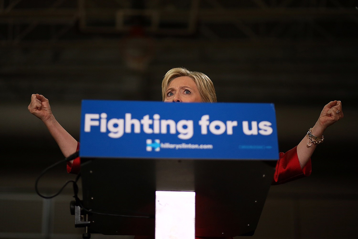 US election Getty Images