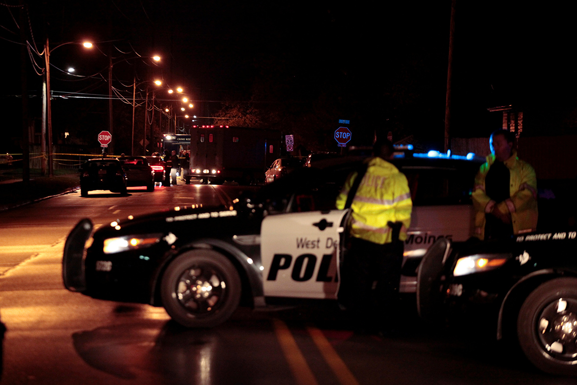 Iowa police
