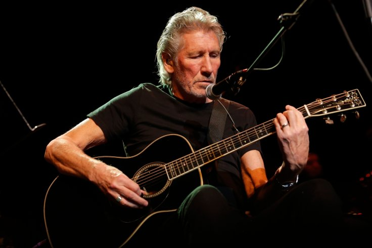 Pink Floyd drummer Roger Waters